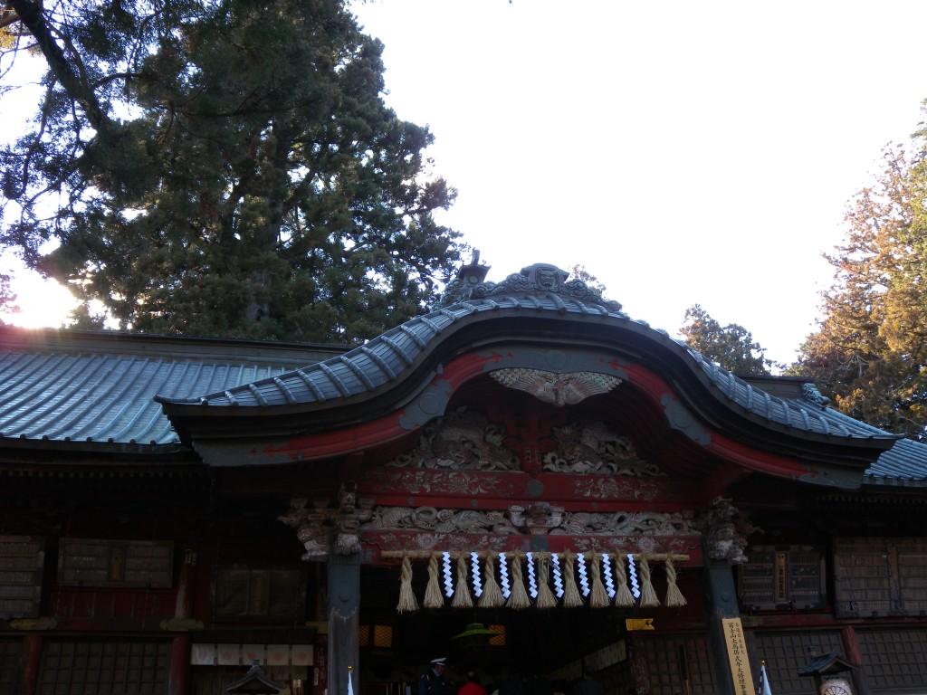 北口富士浅間神社20140113 185