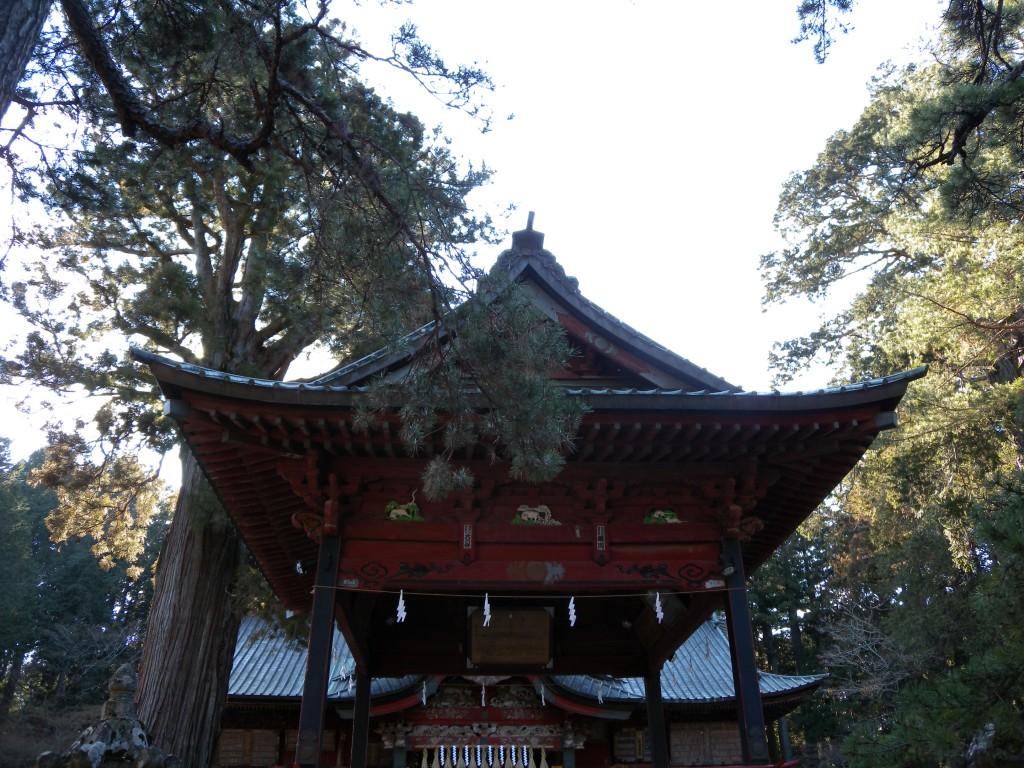 北口富士浅間神社20140113 183