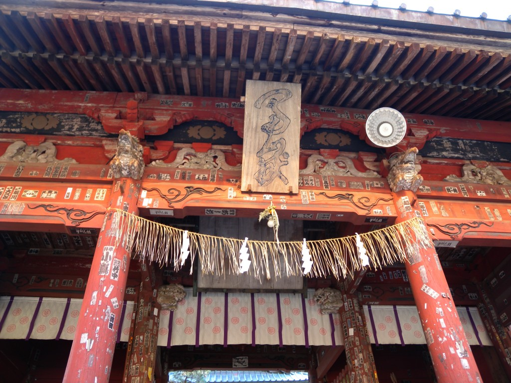 北口富士浅間神社20140113 182